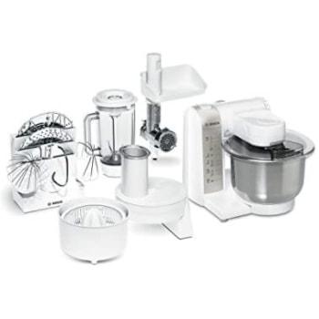 Bosch MUM4880: Comprar Robot de cocina completo con funciones para batir y amasar